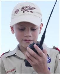 Boy Scout Handheld
