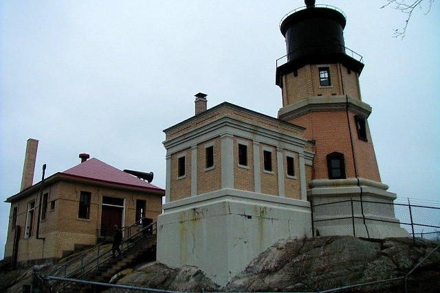 Split Rock Lighthouse 2012